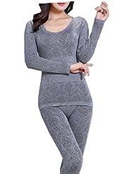 Modal Recul Sans Couture Corps Jacquard Sous-vêtements