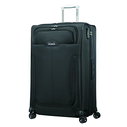 SAMSONITE Duosphere - Spinner 78/29 Expandable Koffer, 78 cm, 118 L, Black
