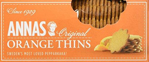 ANNAS Original Orangenplätzchen, 1er Pack (1 x 150 g)