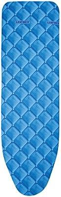 Leifheit Funda para Planchado Cotton Comfort XL Universal, Cubierta Repuesto, max. 140 x 45 cm, Soft Blue