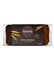 Biona Organic Rye Bread, 500g