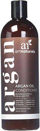 Argan Oil Conditioner, Restorative Formel, 16 fl oz (473 ml) - Artnaturals