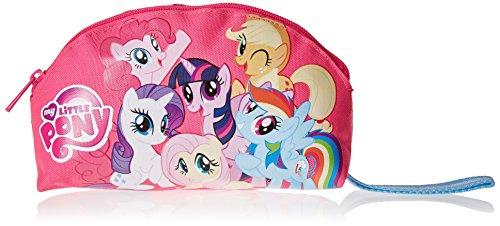 Seven my little pony 3c1021602-382 portapenne per scuola, poliestere, multicolore
