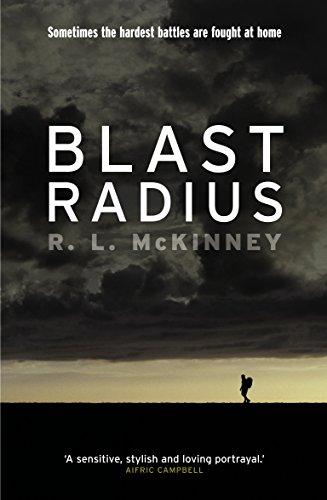 Blast Radius by [McKinney, R.L.]