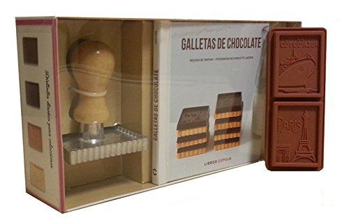 Kit: Galletas De Chocolate (Kits Cúpula)