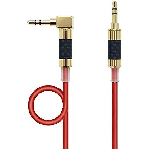 gotor® Premium audio ausiliaria Cavo AUX 3,5 millimetri per cuffie,