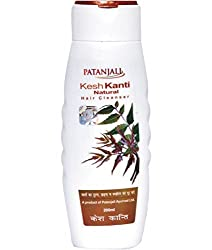 Patanjali Kesh Kanti Natural Hair Cleanser Shampoo, 200ml