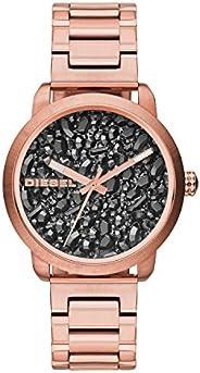 Diesel Womens Quartz Watch, Analog and Stainless Steel- DZ5427