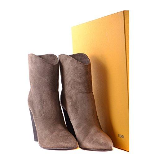 Chaussures Fendi PT2525 Gris