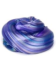 AMUSTER Colorful Slime Soft Parfumé Stress Relief Toy Jouets à boue