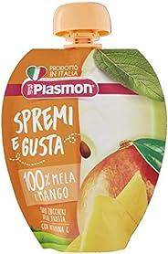 Plasmon Spremi e Gusta, Mela e Mango, 6 x 100 g