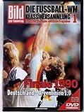 Fussball WM Klassiker DVD 1 Finale Rom 1990 Deutschland - Argentinien 1:0 FIFA Weltmeisterschaft Deutsche Nationalmannschaft DFB Spiel in voller Länge auf DVD (inkl. Magazin in Folie)