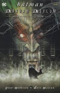 BATMAN ARKHAM ASYLUM LIBRARY