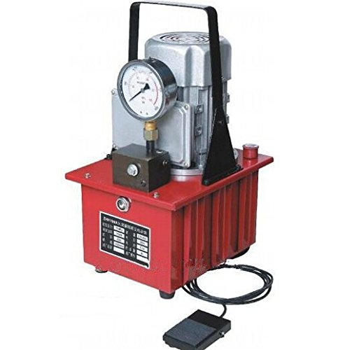 Gowe Pompe électrique hydraulique pression Capacité -0.8l à -5L/min