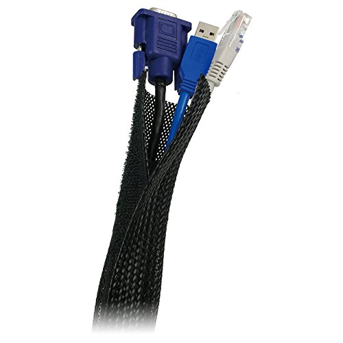 logilink-cable-flexwrap-guaina-flessibile-raccogli-cavi-nera