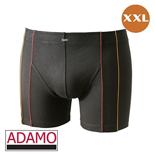Maxipant MIKE von ADAMO bis Übergröße 20 Schwarz