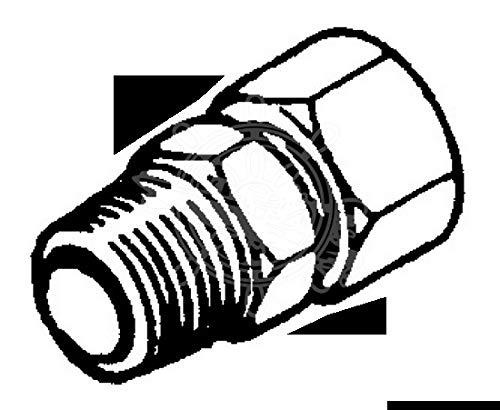 Raccordo per Pompe Ultaflex Diritto 3/8 (SF38)