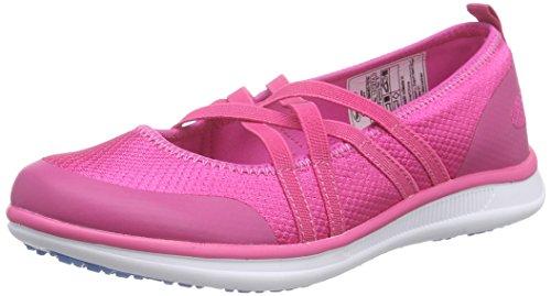 Dockers by Gerli 38MA603-700, Mädchen Geschlossene Ballerinas, Pink (fuchsia 780), 34 EU