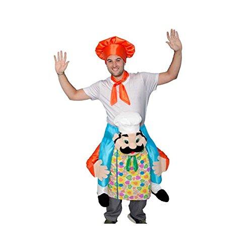 Disfraz de Chef a Hombros