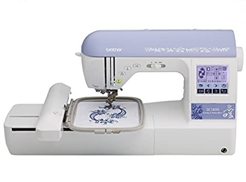 Brother Sewing & Embroidery Machine-