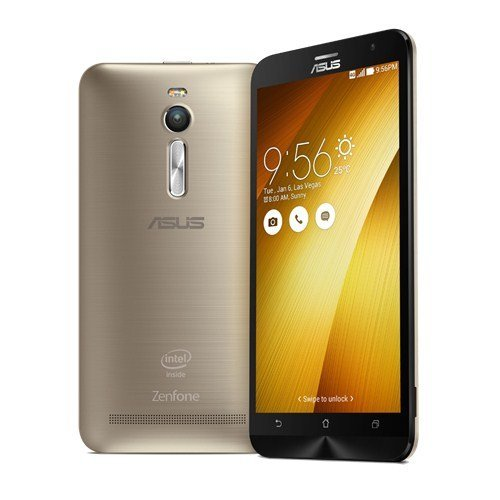 Asus Zenfone 2 ZE551ML-Gold(2.3 GHz , 4 GB RAM, , 32 GB Internal)