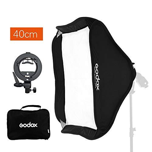 Godox - Caja de luz para Flash 40 x 40 cm