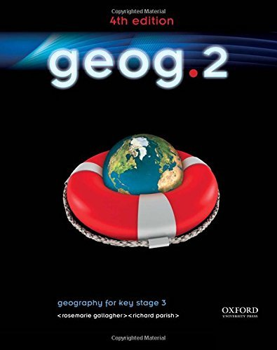 Geog.2 Student Book: Geography for Key Stage 3 by RoseMarie Gallagher (2014-09-25)
