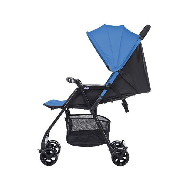 chilj| # Chicco Chicco Ohlala-Buggy Lightweight and Compact, 3.8kg, Blue (Power Blue)-Buggy Ultra-Compact, colorpower Blue Chicco  4