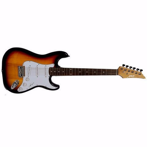 Amaze-AB1-Electric-Guitar-Sunburst
