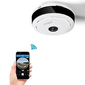 FREDI IP Sicherheitskamera