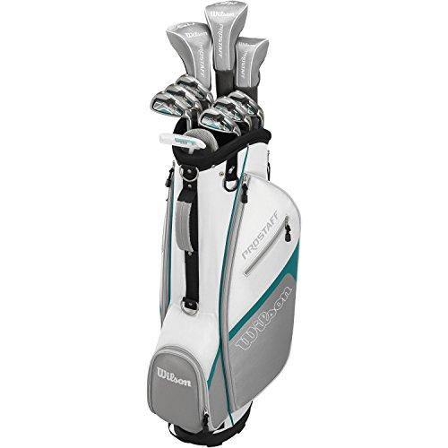 wilson-pro-staff-hdx-palos-de-golf-color-negro-talla-pro-staff-3556-spbld-set-14-piezas