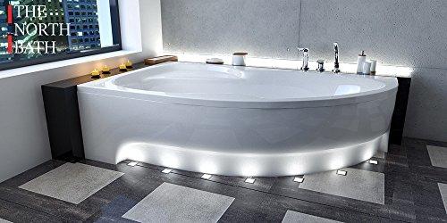 eckbadewanne 150 x 150 schnaeppchen center. Black Bedroom Furniture Sets. Home Design Ideas