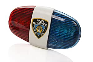 Police 4-Melody Bicycle Power Horn Siren