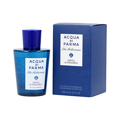 Acqua Di Parma Blu Mediterraneo Mirto Di Panarea Shower Gel 200ml