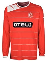 PUMA Herren Trikot Fortuna Düsseldorf Home Long Sleeve Shirt