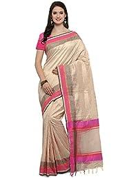 Saree Mall Art Silk Saree With Blouse ( Sarees New Collection 2017 Silk 4Apl4002)