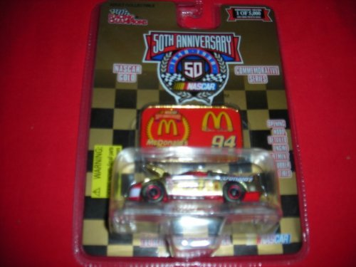 1998-racing-champions-nascar-94-mcdonalds-ford-taurus-bill-elliot-50-year-anniversary-limited-run-1-