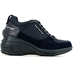 Fornarina PIFDY7615WJC1100 Sneakers Donna Blu 40