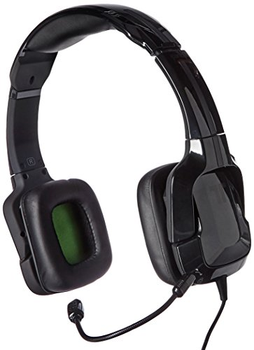 Mad Catz - Auricular Tritton Kunai Stereo 3.5Mm, Color Negro (Xbox One)