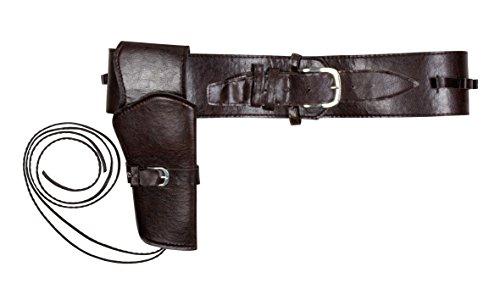 Boland 579 - Cowboyset, Halfter und Gürtel, 110 cm (Cowboy Amazon Kostüm)