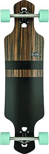 Globe Longboard Geminon 35, Ebony/Black, 10525235-EBONYBLK -
