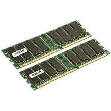 Paquete de actualizaciones de memoria ram de 2GB (2 x 1GB) para Apple iMac (G5-1.6GHz, 17-pulgadas) Escritorio/PC ; Identificadores: iMac G5 - M9248LL/A/ PowerMac 8.1