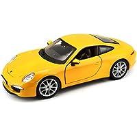 Bburago 18-21065 - Porsche 911 Carrera S - Star - 1:24, colori assortiti