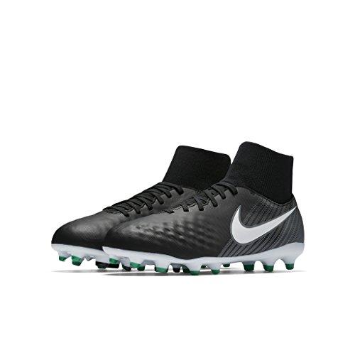 Nike Jr. Magista Onda II Dynamic Fit FG Suelo duro Niño 32 bota de fútbol - botas  de fútbol (Suelo duro c2f2cfa50221c