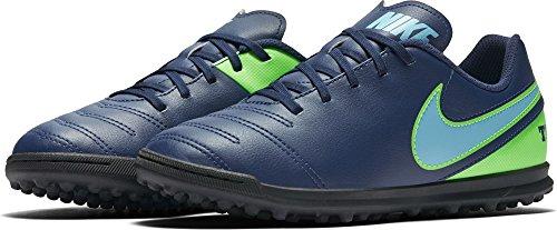 Nike Unisex-Erwachsene 819197-443 Fußballschuhe Blau