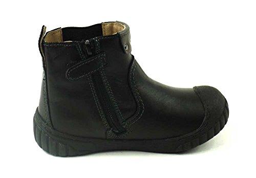 Garvalin 131510, Bottes garçon Noir - noir
