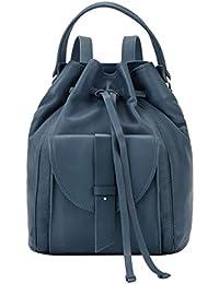 Liebeskind Berlin Damen Soft Bucket-Backpack Medium Rucksackhandtasche, 17x34x22 cm