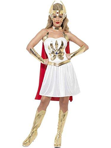 Kostüm Kleid she-ra Größe (Ra Kostüm She)