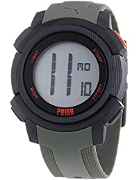 PUMA TIME Herren-Armbanduhr XL NEXT Digital Quarz Resin PU911151003