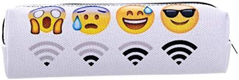 Tempêtes d'achat, le Nouvel An est le le le premier à être fort Trousse scolaire Emoji WiFi [008]   Pour Gagner L'éloge Chaleureux De La Part Des Clients  c963ef